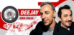 """Deejay gira Italia"""
