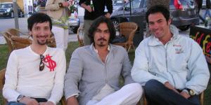"""Tony Siino, """"Johnny Depp"""" ed Edoardo Bruno"""