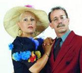 Caterina Di Stefano e Gino Carista