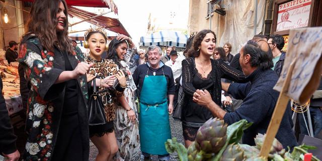 Dolce & Gabbana al Capo per una nuova campagna