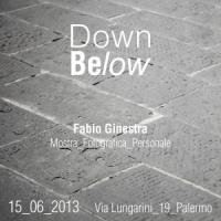 """Fabio Ginestra - """"Down below"""""""