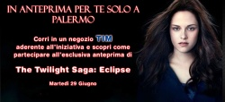 """Eclipse"" a Palermo"