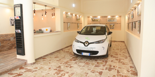 Inaugurato l'Eco Rental Concept Store di Sicily by Car in via Napoli