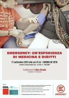 """""""Emergency: un'esperienza di medicina e diritti"""""""