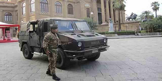 Coronavirus, per i controlli in Sicilia verrà utilizzato anche l'Esercito