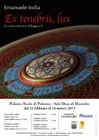 """Emanuele India - """"Ex tenebris, lux"""""""
