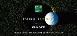 """""""FAI Golf Cup"""""""