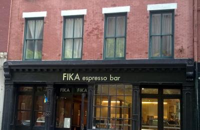 FIKA espresso bar