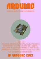 Corsi per Arduino da FabLab Palermo