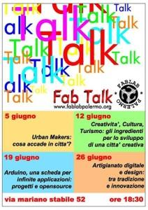 """""""Fab Talk"""""""