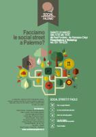 Sabato alla Real Fonderia di Palermo si lanciano le social street
