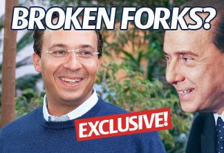 Forchette rotte: l'ironia al potere!