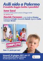 """Asili nido a Palermo"""