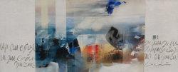 Un'opera di Alejandro Fernandez