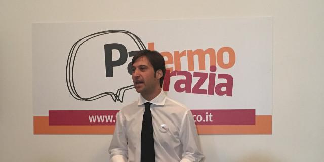 """Ferrandelli presenta """"Palermocrazia"""", il programma partecipativo per Palermo"""