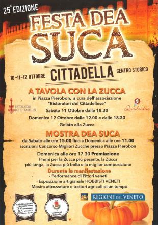 """""""Festa della Suca/"""""""