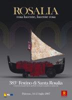 """383° """"Festino di Santa Rosalia"""""""