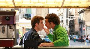 """Ficarra e Picone in una scena de """"Il 7 e l'8"""""""