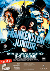 """Frankenstein junior"""