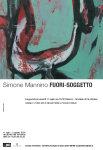 """Simone Mannino - """"Fuori-soggetto"""""""