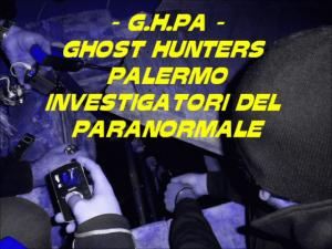 Ghost Hunters Palermo