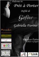 Défilée di Gafior a Palazzo Fatta