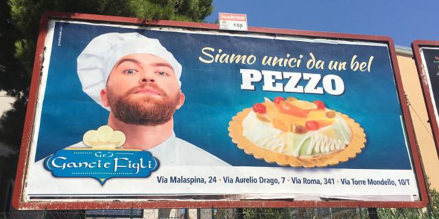 """Scoppia la """"guerra del pezzo"""" tra Ganci e Pezzo"""