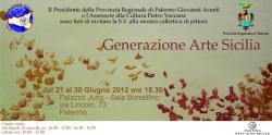 """""""Generazione Arte Sicilia"""""""