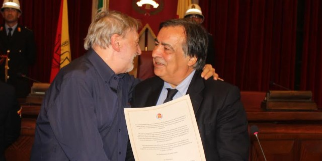 Gino Strada cittadinanza onoraria