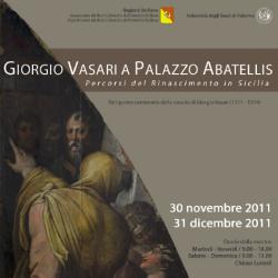 "Mostra ""Giorgio Vasari a Palazzo Abatellis"""