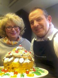 Peppe Giuffrè e il Rinascente Living Restaurant