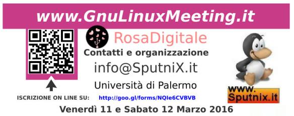 """""""GnuLinuxMeeting"""""""