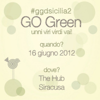 """Go green, unni viri virdi vai"""
