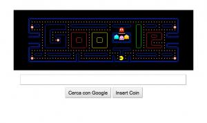 Google e Pacman