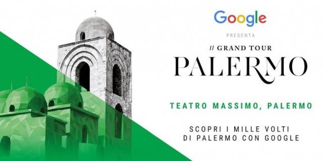 Il Grand Tour d'Italia di Google al Teatro Massimo