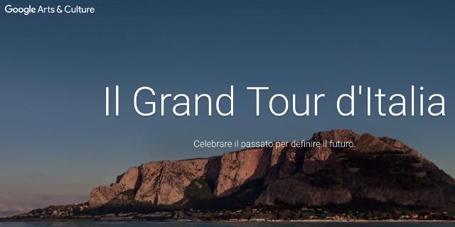 Palermo su Google Arts & Culture nel Grand Tour d'Italia