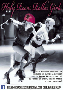 Holy Roses Roller Girls