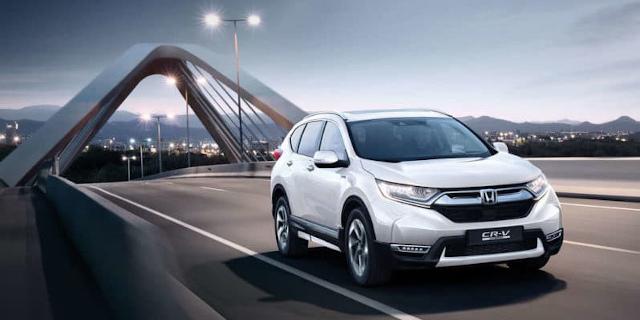 Honda CR-V Hybrid 2019 a Palermo da Veg Motors