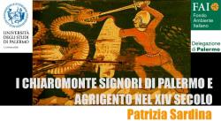 """""""I Chiaromonte signori di Palermo e Agrigento nel XIV secolo"""""""