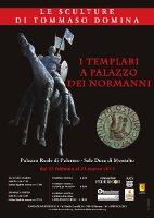 """Tommaso Domina - """"I Templari a Palazzo dei Normanni"""""""