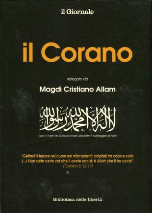 """Magdi Cristiano Allam - """"Il Corano"""""""