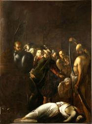 """""""Il martirio di Santa Caterina"""""""