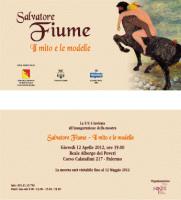 """Salvatore Fiume - """"Il mito e le modelle"""""""