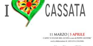 """""""I love Cassata"""" con Peppe Giuffrè a Palazzo Riso"""