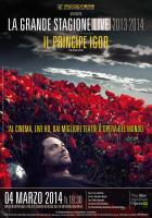 """""""Il principe Igor"""" al cinema oggi anche a Palermo"""