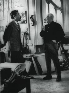 Michele Sapone e Pablo Picasso