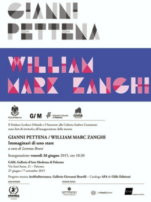 "Gianni Pettena e William Marc Zanghi - ""Immaginari di uno stare"""