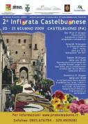 """2^ """"Infiorata Castelbuonese"""""""