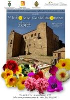"""3^ """"Infiorata Castelbuonese"""""""