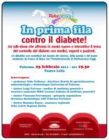"""""""In prima fila contro il diabete!"""""""